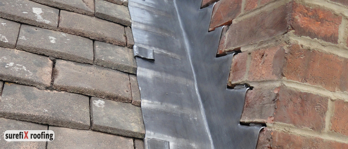 ALL TYPES OF LEAD FLASHING