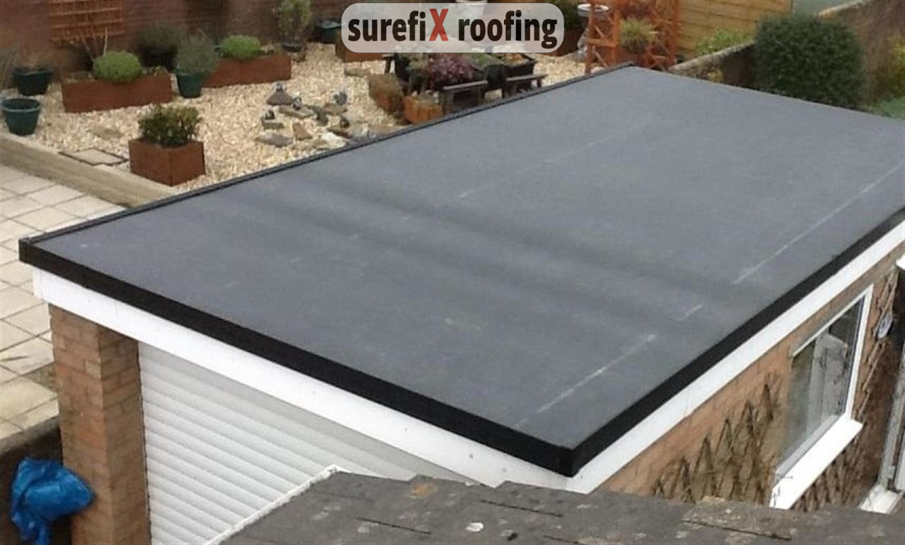 Flat Roofing Repairs & Installations For Dublin - Free ...