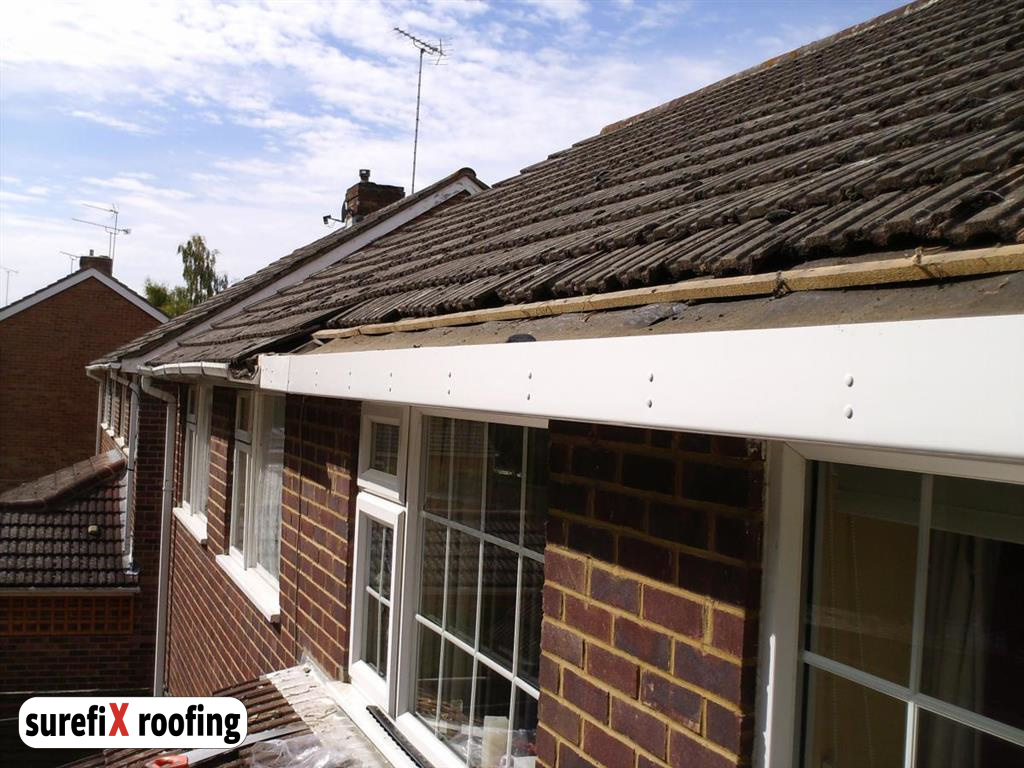 Fascia Soffit Repairs And Installation In County Wicklow