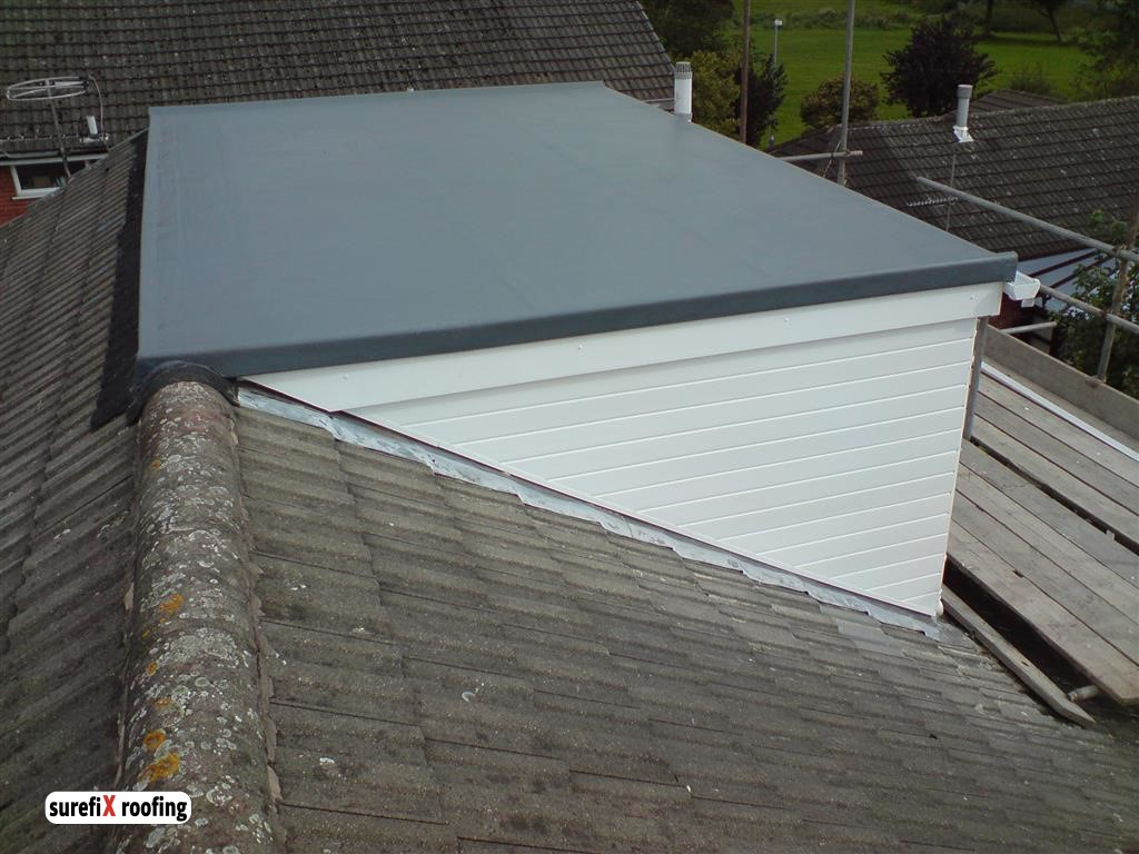 Flat Roofing Repairs Amp Installations County Wicklow Services