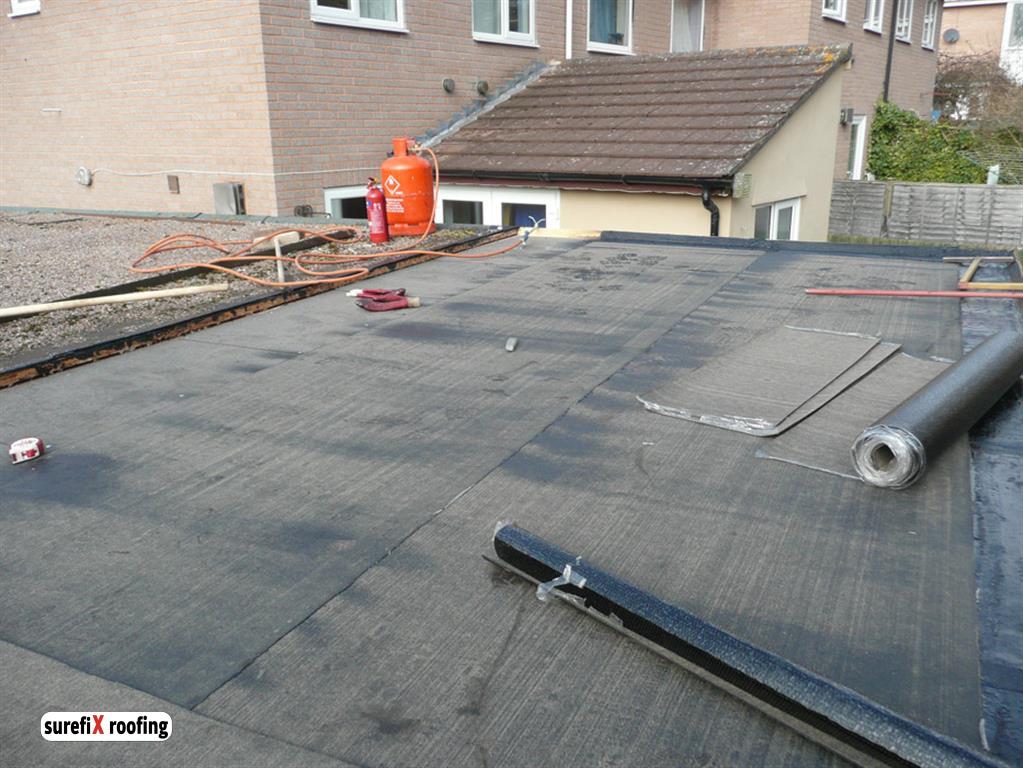 Flat Roof Repairs Dublin Wicklow Bray 9 Surefix Roofing