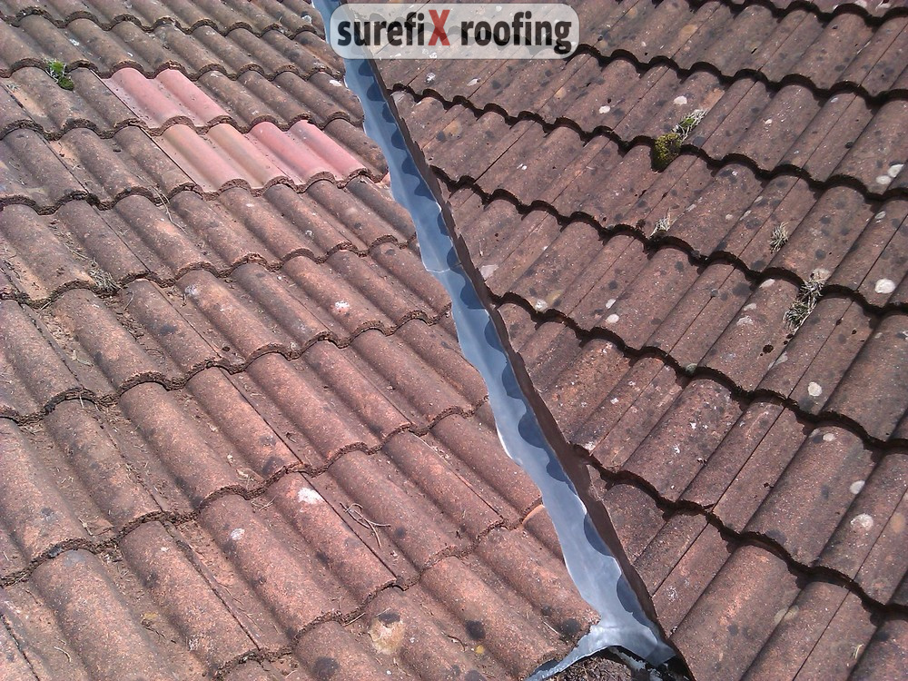 Lead Flashing Amp Valley Repairs In Dublin Surefix Roofing