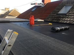 Felt Roofing Installation in Greystone, Wicklow
