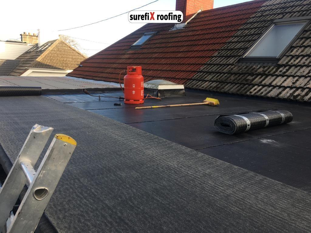 Felt Roofing Installation in Greystone, Wicklow